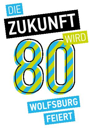 Logo Die Zukunft wird 80